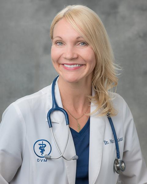 Dr Mari McLean, DVM
